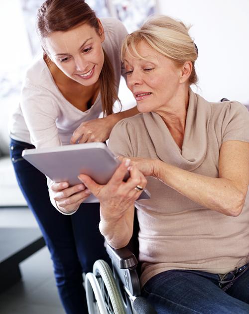Häusliche Hilfe und Pflege | Help