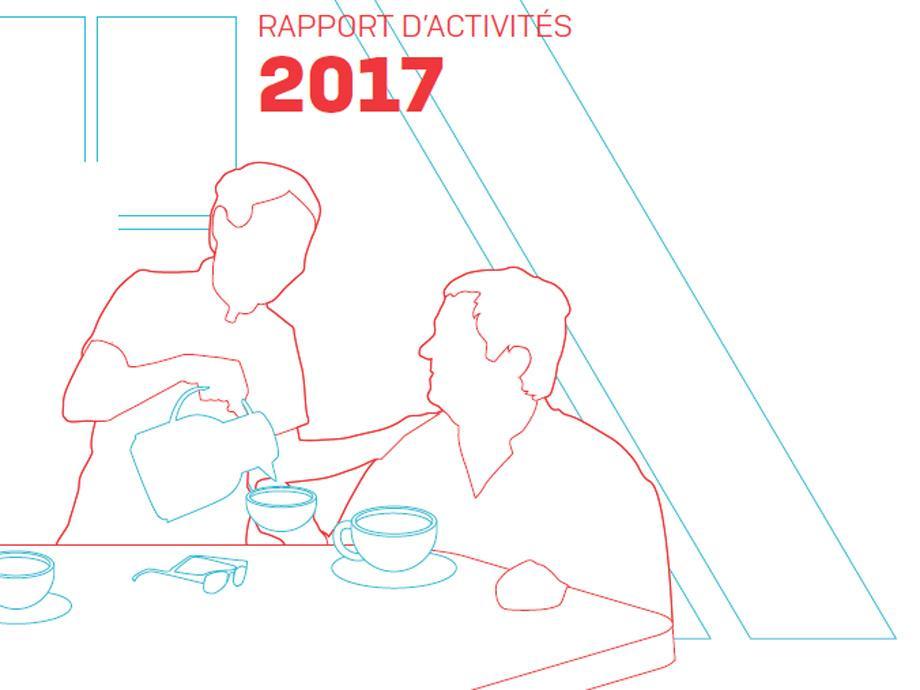Rapport d'activités Help 2017